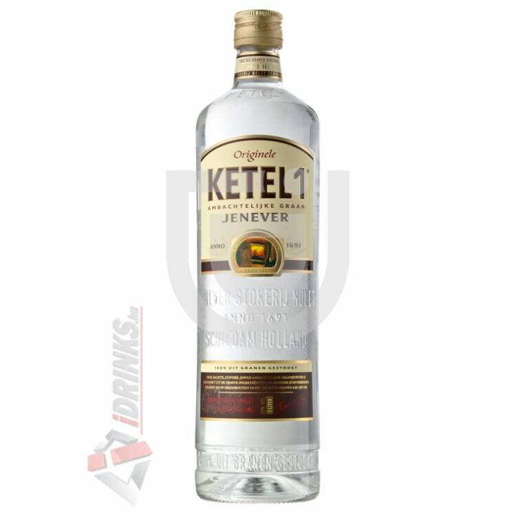 Ketel 1 Jenever [1L 35%]