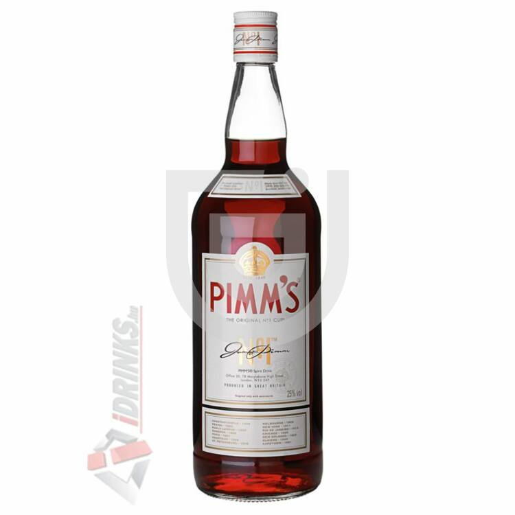 Pimm's No.1 Gin [0,7L|25%]