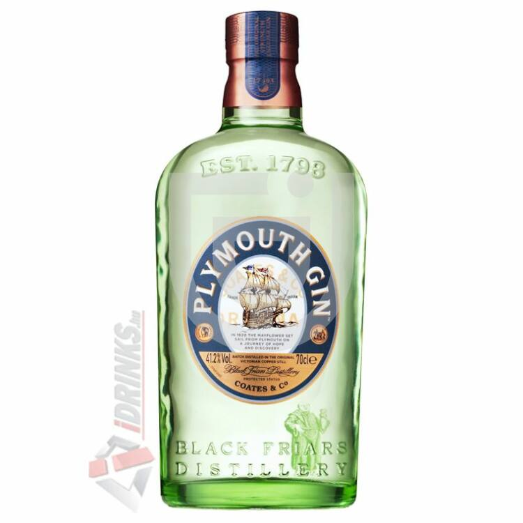 Plymouth Gin [0,7L|41,2%]
