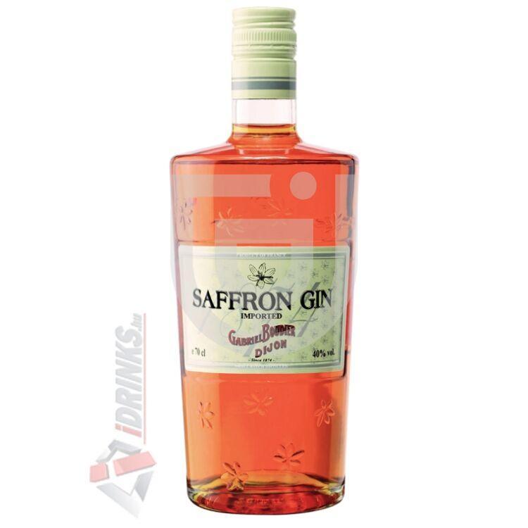 Saffron Gin [0,7L|40%]
