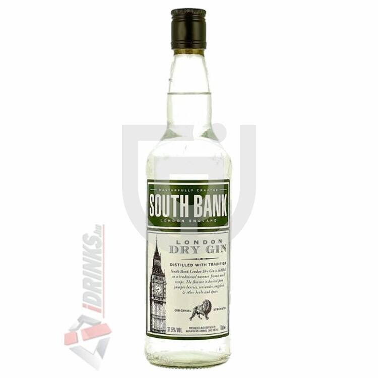 South Bank Gin [0,7L|37,5%]