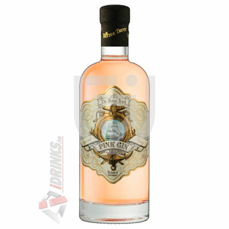 The Bitter Truth Pink Gin [0,7L|40%]