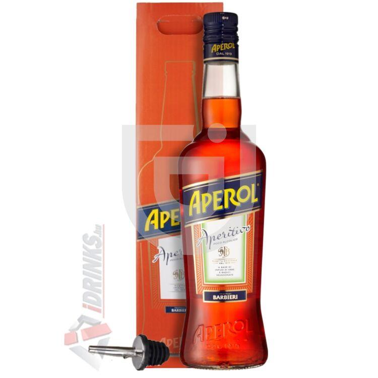 Aperol (Kiöntővel) [3L 11%]