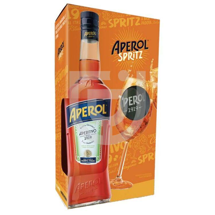 Aperol (DD+Pohár) [0,7L 11%]