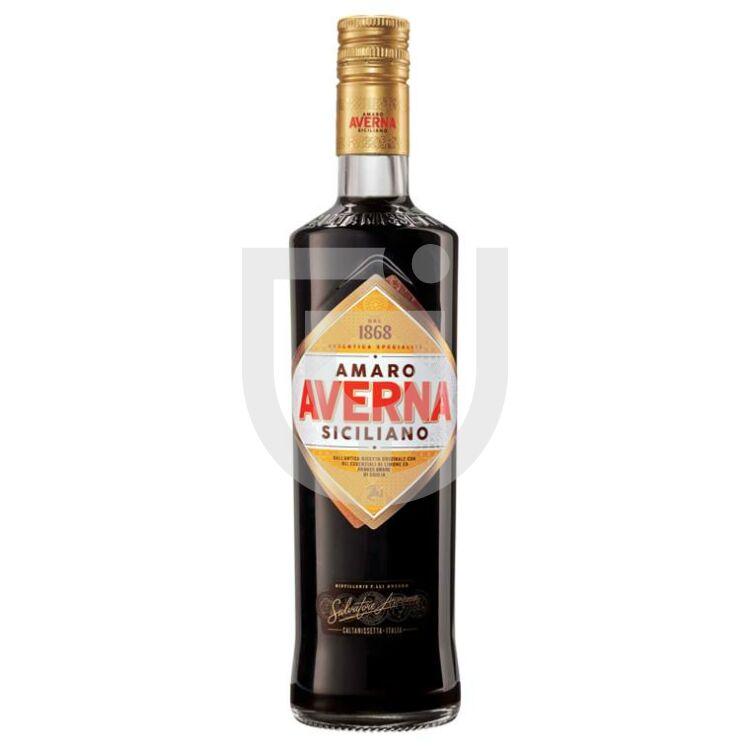 Averna Amaro Siciliano Keserűlikőr [0,7L|29%]
