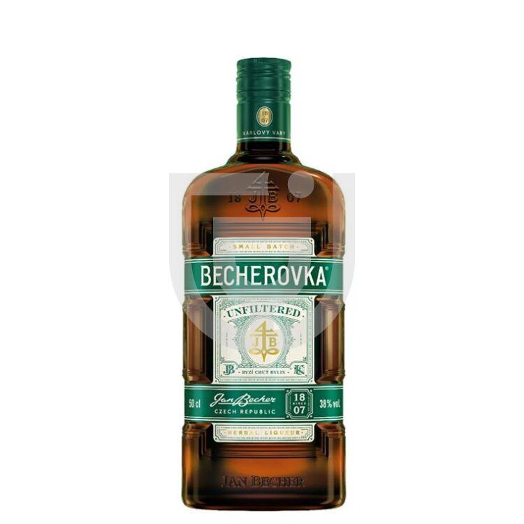 Becherovka Unfiltered [0,5L 38%]