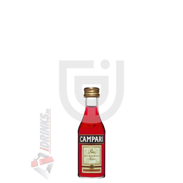 Campari Mini [0,04L|25%]