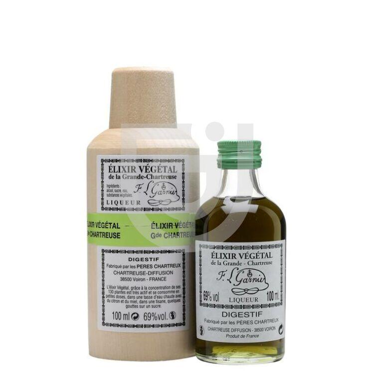 Chartreuse Elixir Vegetal Chartreuse Likőr [0,1L 69%]
