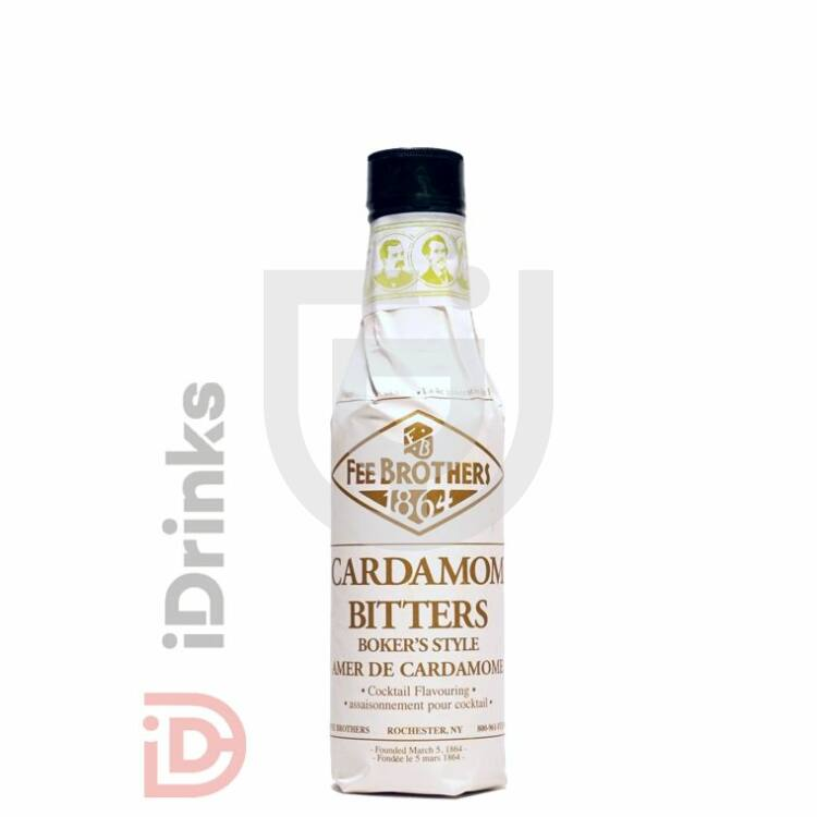 Fee Brothers Cardamom Bitters [0,15L|8,41%]