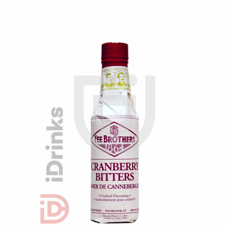 Fee Brothers Cranberry Bitters [0,15L|4,1%]