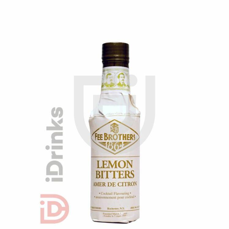 Fee Brothers Lemon Bitters [0,15L|45,9%]