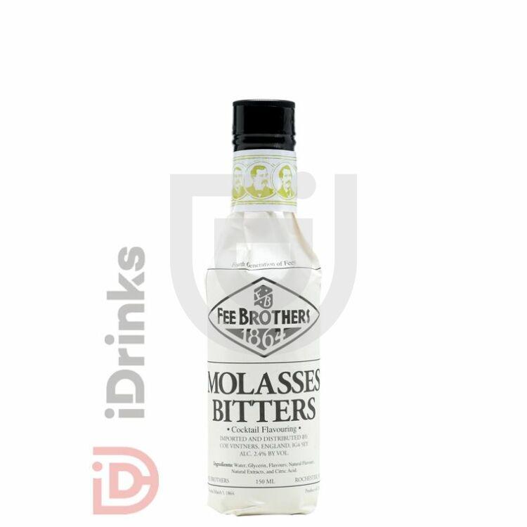 Fee Brothers Molasses Bitters [0,15L|2,4%]