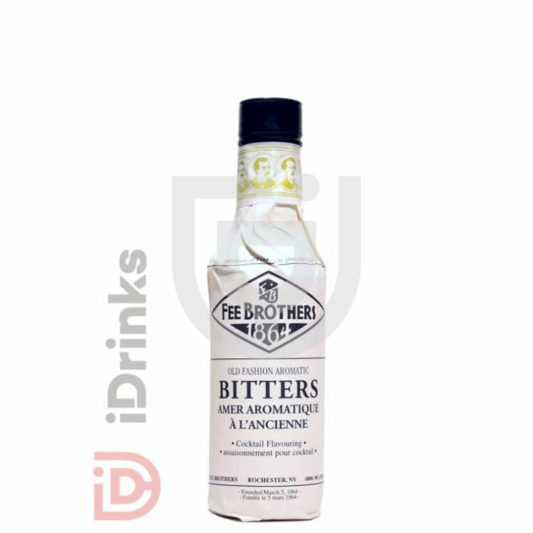 Fee Brothers Old Fashioned Bitters [0,15L 17,5%]