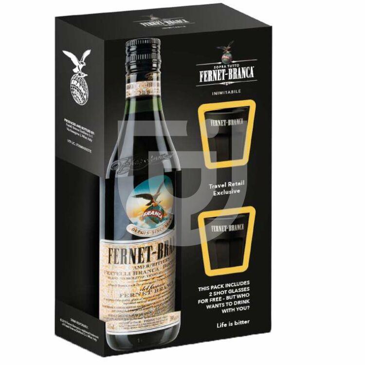 Fernet Branca (DD+Pohár) [0,7L|39%]