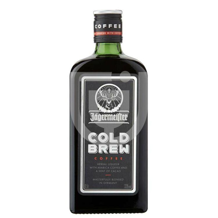 Jagermeister Cold Brew [0,5L 33%]