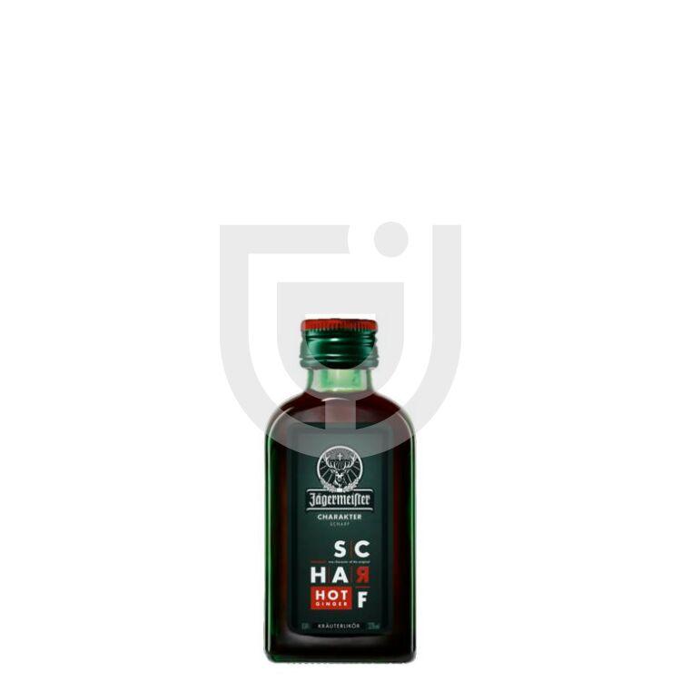 Jägermeister Scharf Mini [0,04L|33%]