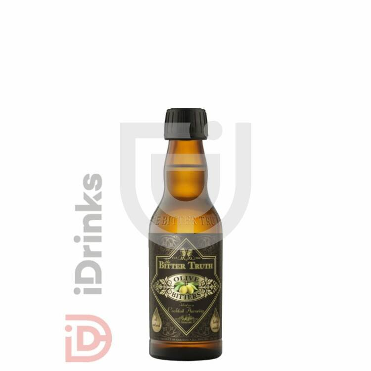 The Bitter Truth Olive Bitters [0,2L|39%]