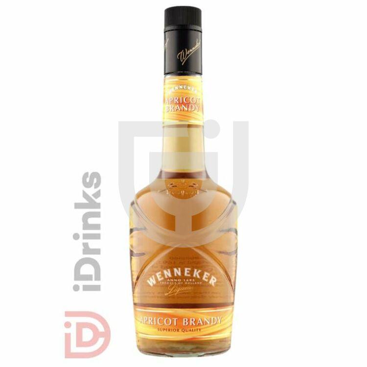 Wenneker Apricot Brandy Likőr [0,7L|20%]