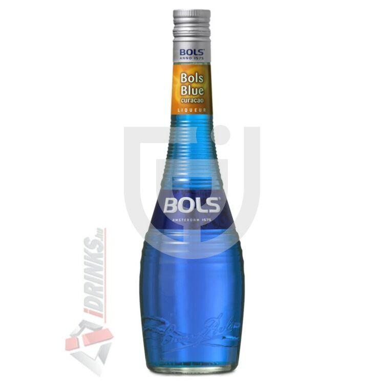 Bols Blue Curacao Likőr [0,7L|21%]