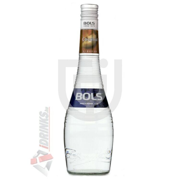 Bols Coconut /Kókusz/ Likőr [0,7L 17%]