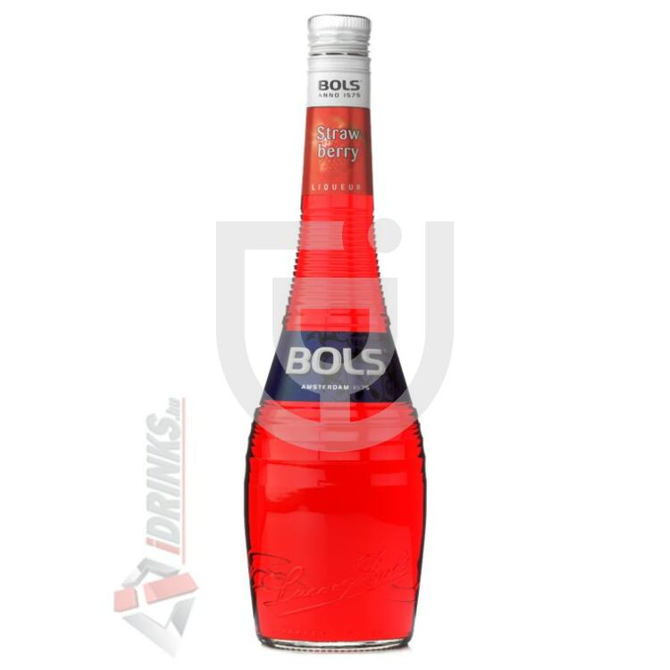 Bols Strawberry /Eper/ Likőr [0,7L 17%]