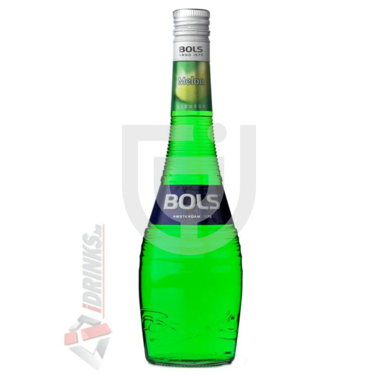 Bols Melon /Sárgadinnye/ Likőr [0,7L 17%]