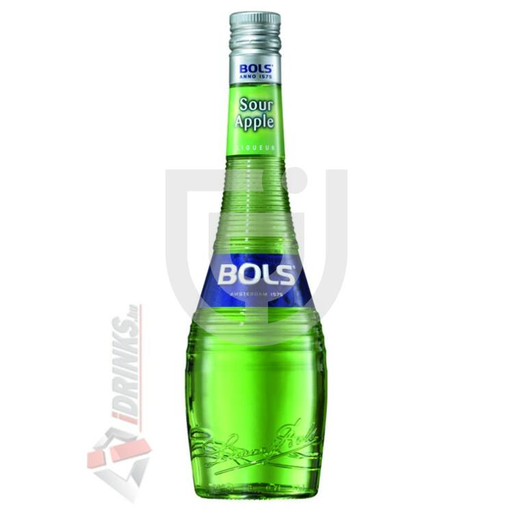 Bols Sour Apple /Zöldalma/ Likőr [0,7L|17%]