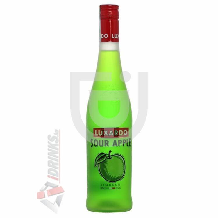 Luxardo Sour Apple /Zöldalma/ Likőr [0,5L|15%]