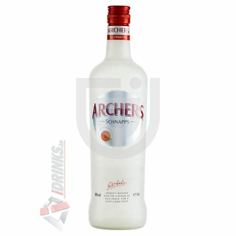 Archers Peach Likőr [0,7L|18%]