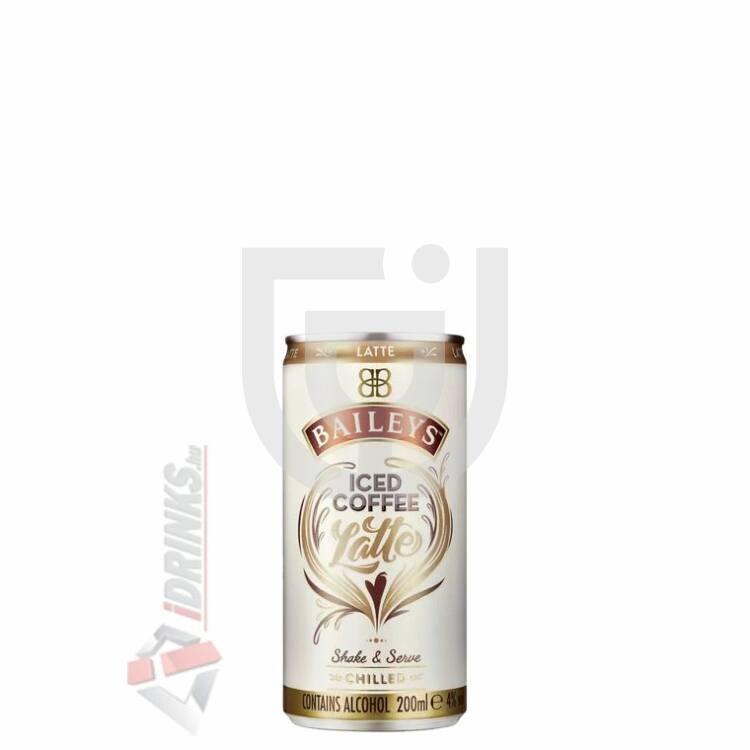 Baileys Iced Coffee Latte [0,2L|4%]