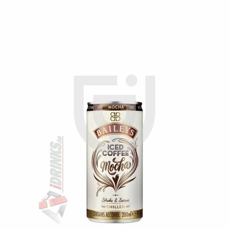 Baileys Iced Coffee Mocha [0,2L|4%]