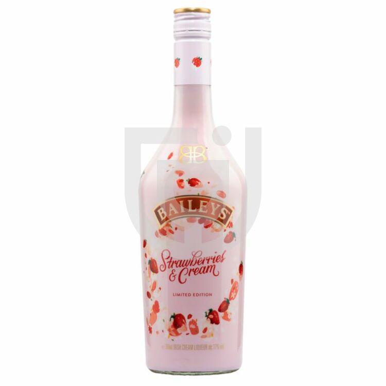 Baileys Strawberries & Cream Likőr [0,7L|17%]