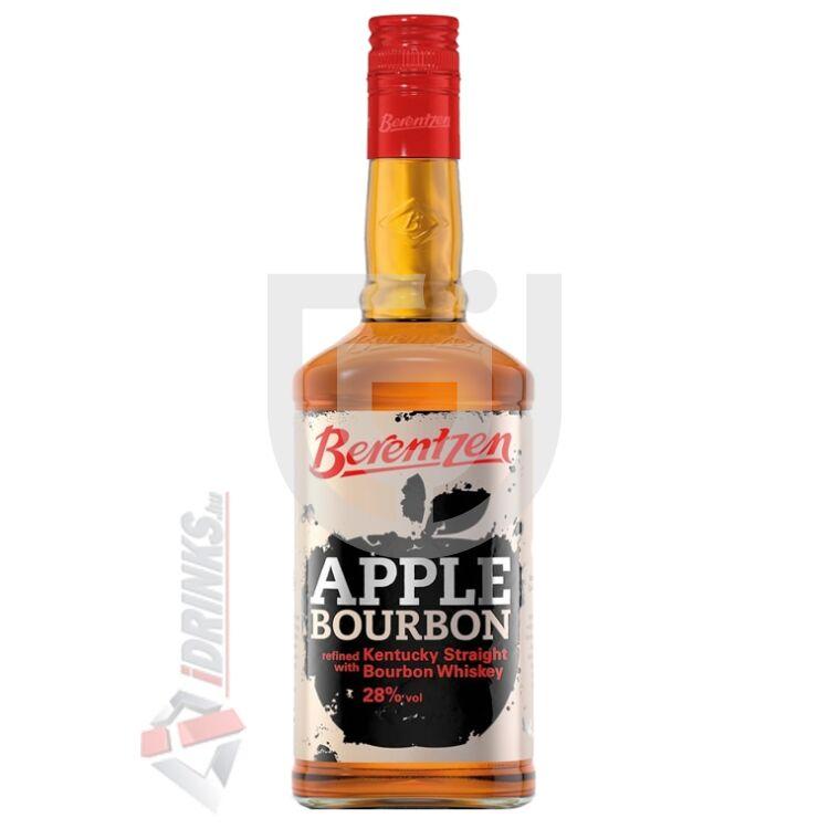 Berentzen Apple Bourbon Likőr [0,7L 28%]