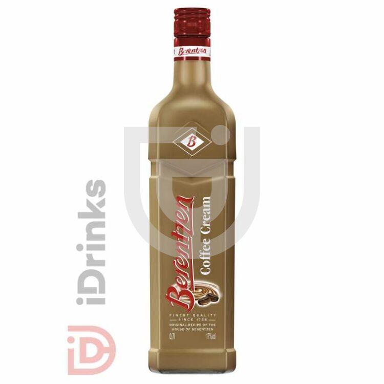 Berentzen Coffee Cream Likőr [0,7L 17%]