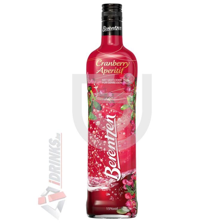 Berentzen Vörösáfonya Aperitif Likőr [0,7L|15%]