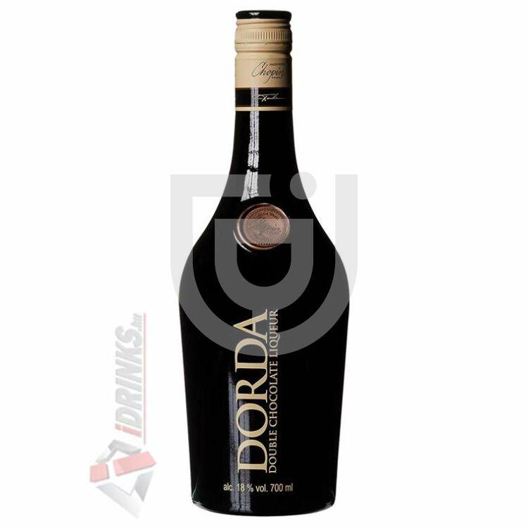 Chopin Dorda Double Chocolate Likőr [0,7L|18%]