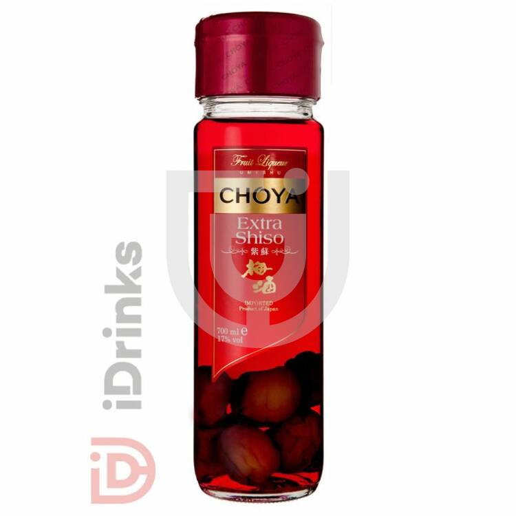 CHOYA Extra Shiso Ume Likőr [0,7L|17%]