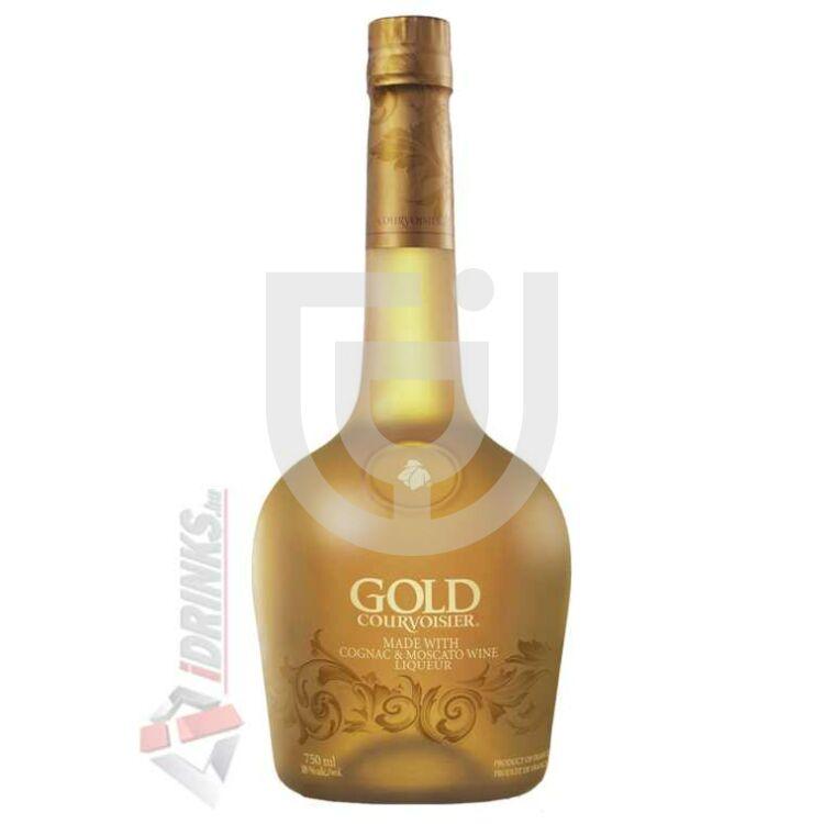 Courvoisier Gold Cognac Likőr [1L|18%]