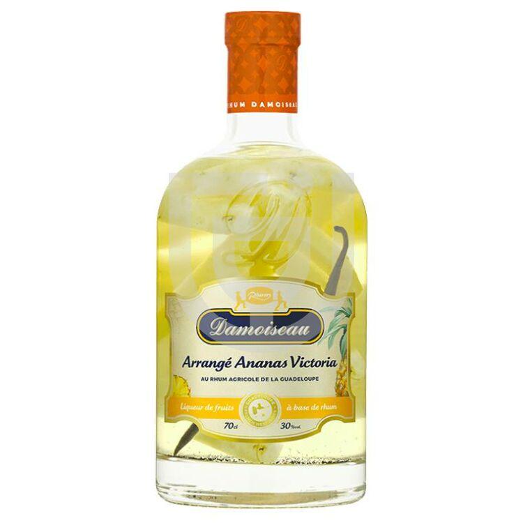 Damoiseau Rhum Arrangés Ananas Victoria [0,7L|30%]