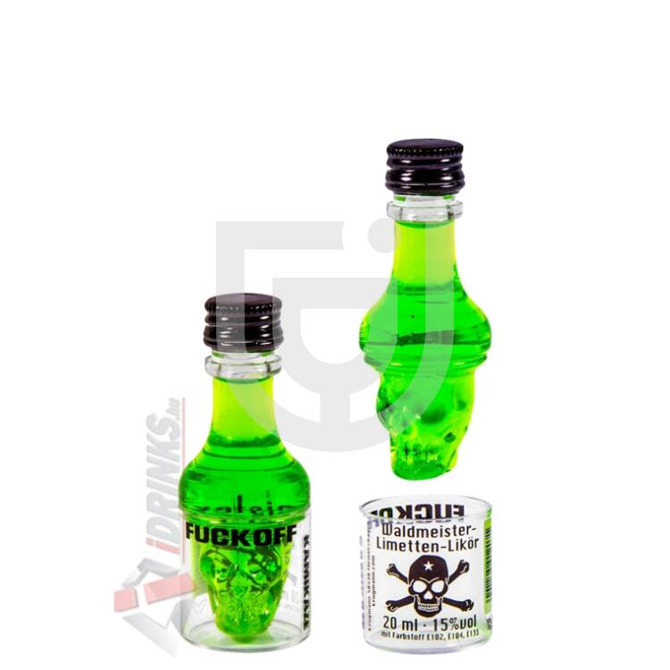Fuckoff Kamikaze /Müge-Lime/ Likőr [0,02L|15%]