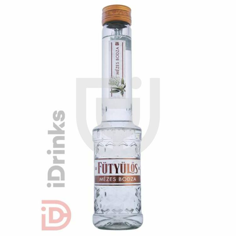 Fütyülős Mézes Bodza [0,5L|30%]