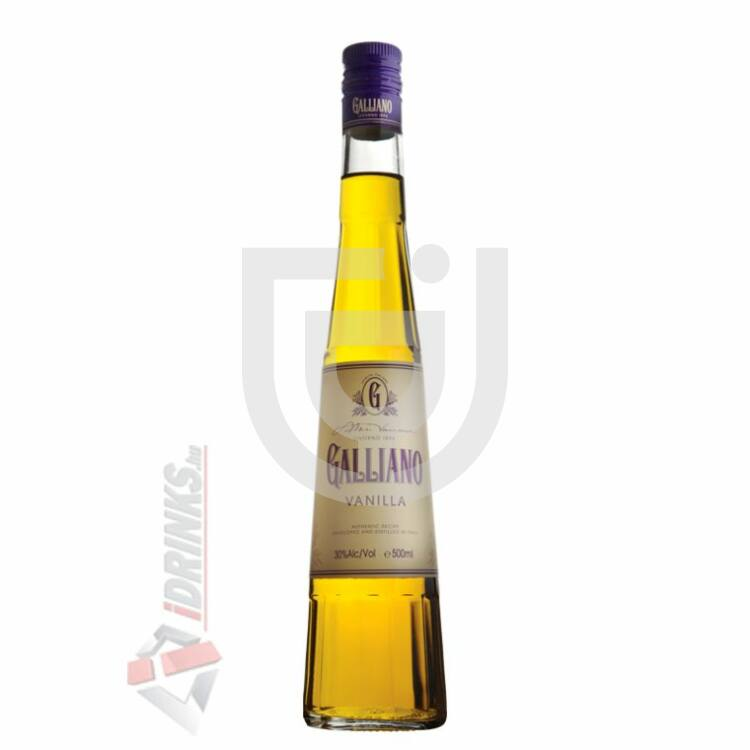 Galliano Vanilla Likőr [0,5L|30%]