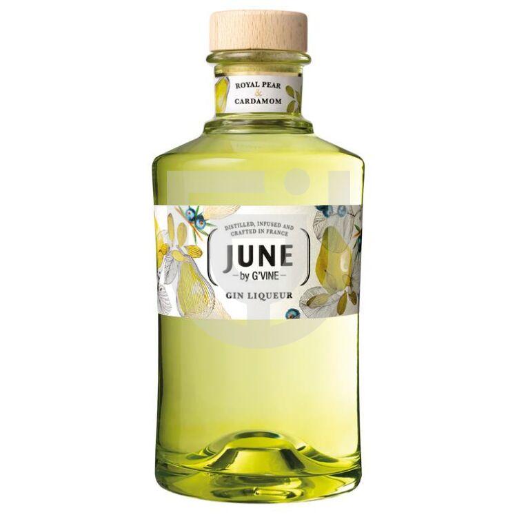 June by G'Vine Royal Pear Gin Likőr [0,7L|30%]