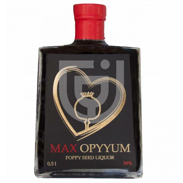 Magna Cum Laude MAX Opyyum Likőr [0,5L|50%]