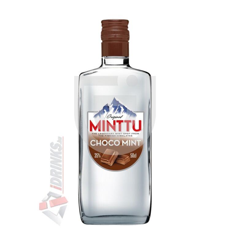 Minttu Choco Mint /Csokis-menta/ Likőr [0,5L|35%]