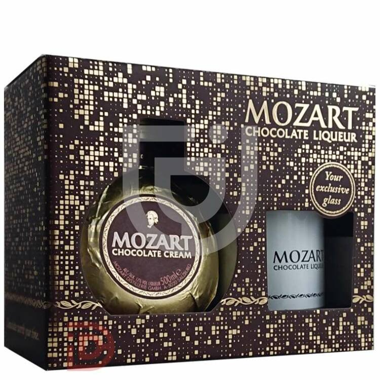 Mozart Gold Likőr (DD+Pohár) [0,5L 17%]