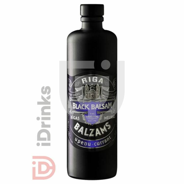 Riga Balzams Black Balsam Currant [0,5L|30%]