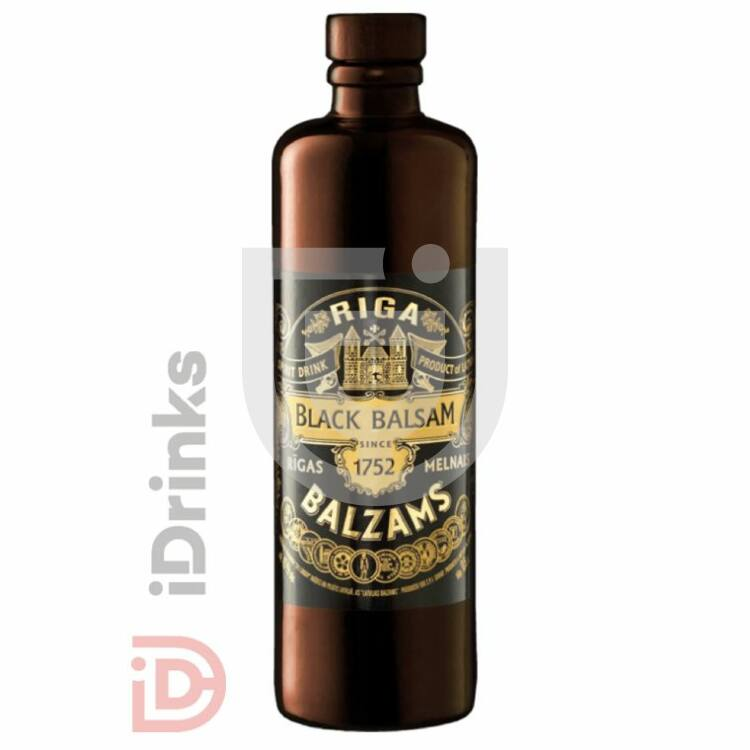 Riga Balzams Black Balsam Original [0,5L 45%]