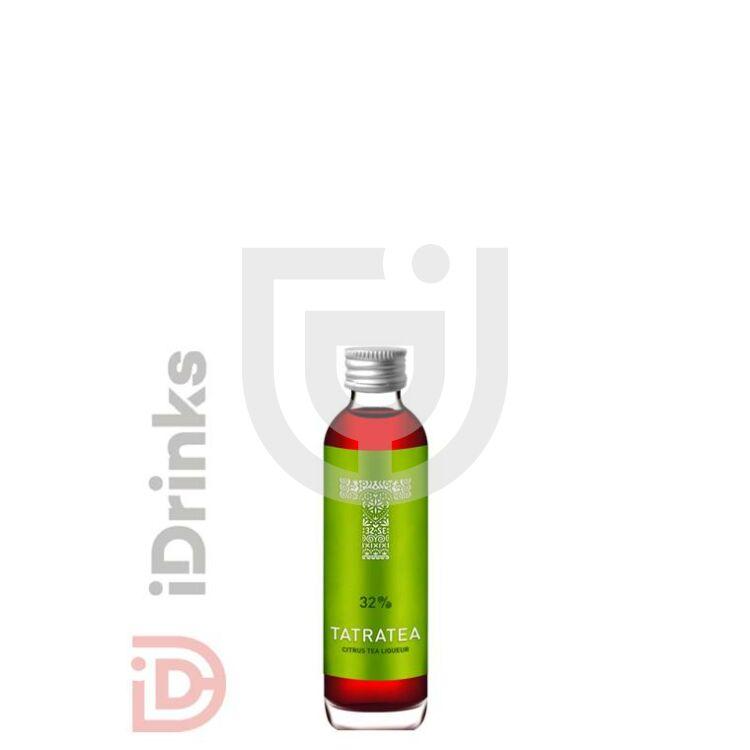 Tatratea Citrus Tea Likőr Mini [0,04L|32%]
