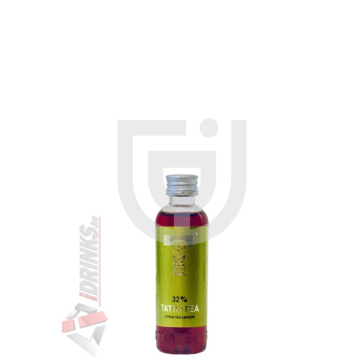 Tatratea Citrus Tea Likőr Mini (PET) [0,05L 32%]